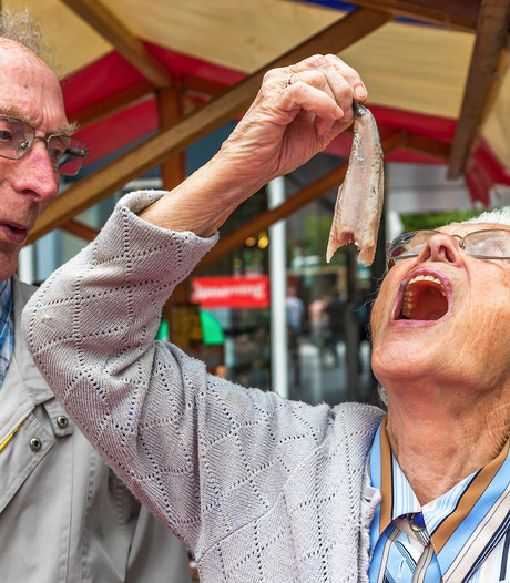 Eerste haringparty in Lingewaard