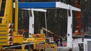 Nieuwe ophaalbrug aan Postelsebaan wordt geplaatst