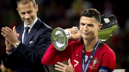 Nederland treurt: Ronaldo en Portugal winnen de eerste Nations League na intense finale