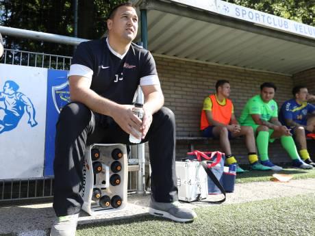 Jhon van Beukering met monsterscore op koers voor periodetitel bij SC Veluwezoom