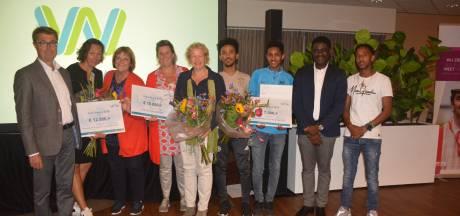 Zorgprijs voor project in de Reeshof: Ontmoetingskamer Vergeet-me-niet