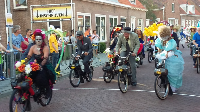 Solexrace in Biggekerke