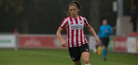 Joëlle Smits weer goud waard voor PSV