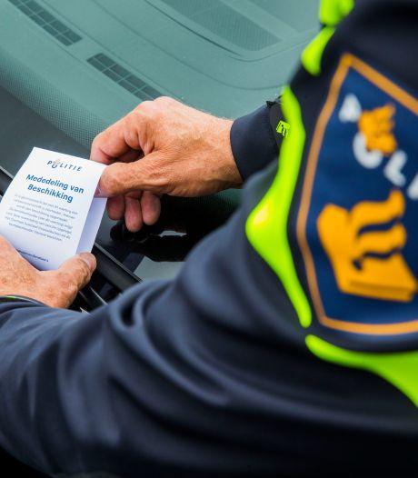 Netjes betaald, maar toch een parkeerboete in centrum Tilburg na foute informatie in app