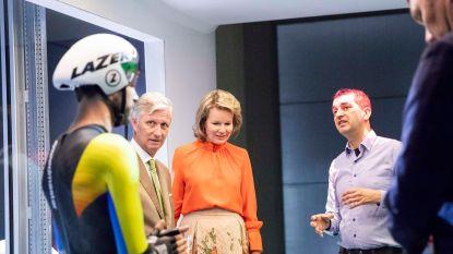 Bike Valley maakt koelkledij voor Spelen in Tokio