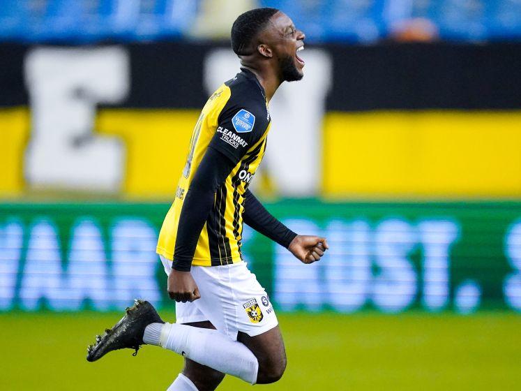 Bekijk de samenvatting van Vitesse - PSV