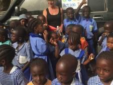 Vanuit Vinkel Gambia een handje helpen