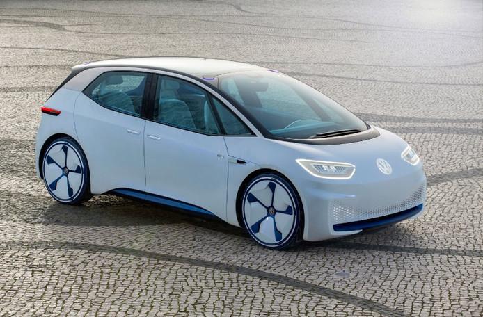 De VW I.D. Nexo conceptcar