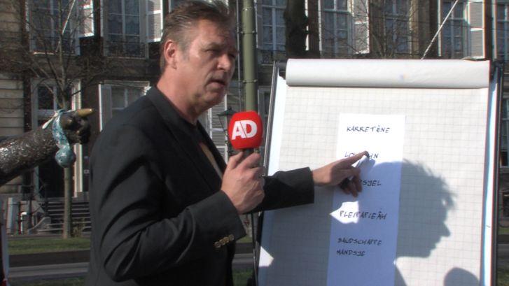 Tipje van de sluier met Bral: Deze woorden komen voor in Haags dictee