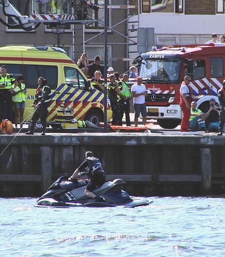 19-jarige asielzoeker spoorloos in IJssel bij Kampen, politie vreest dat man is verdronken