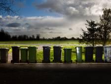 Gennep haalt afval eerder op door hitte, Land van Cuijk niet