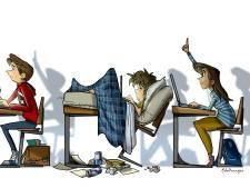 Is het een verloren jaar voor het onderwijs?