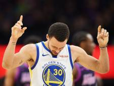 Warriors nemen koppositie over van Nuggets