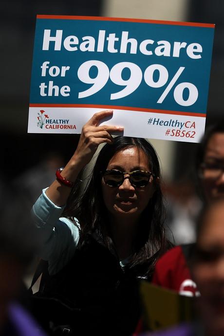 22 miljoen mensen verliezen zorgverzekering onder Trumpcare