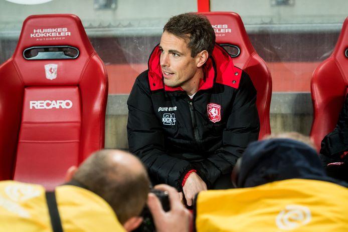 Wout Brama blijft bij FC Twente.