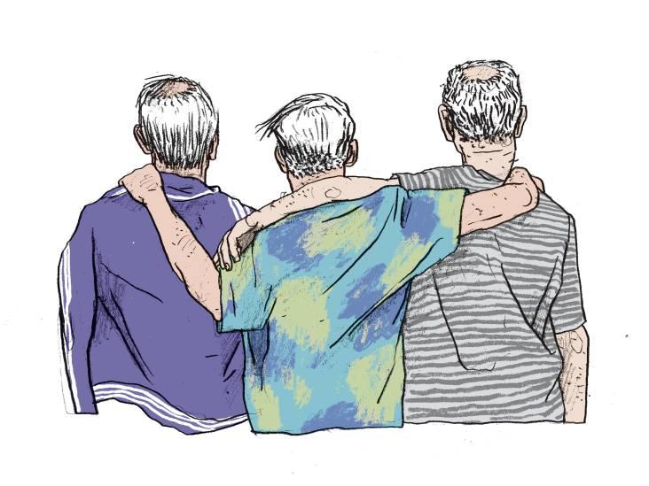 Hoe je kunt verlangen naar een voorbije vriendschap