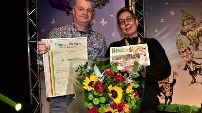 Gert Martens opgenomen in 'Orde van de Bessem'