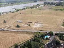 Opbouw Rijnweek in Rhenen begonnen