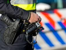 Pepperspray gebruikt bij aanhouding onruststoker in Enschedese wijk 't Getfert