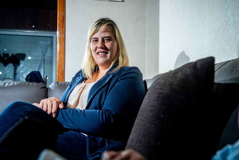 Sandy Lievens is een van de vrouwen die op Facebook gecontacteerd werden door 'fotografe' Cindy.