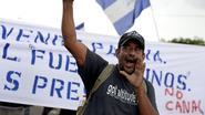 Duizenden mensen op straat tegen aanleg kanaal in Nicaragua