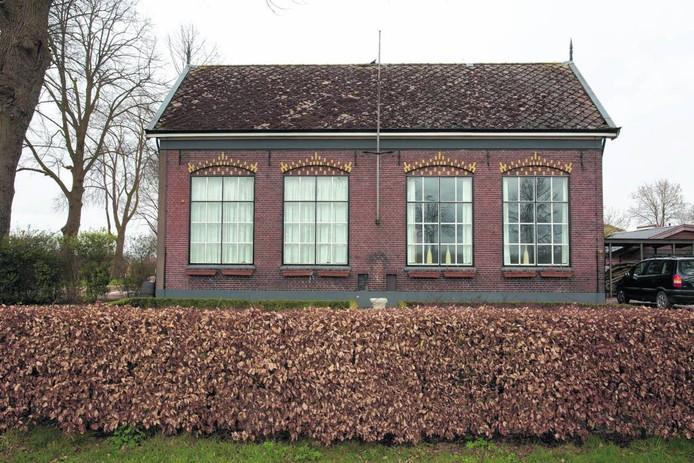 Voormalig schoolgebouw in Terwolde is in gebruik bij de Noorse broeders. foto archief