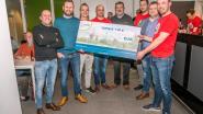 Lollepotters geven 300 euro aan Huis van het Kind