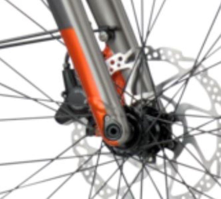 Het succes van de met oranje details versierde Tokyo Edition van deze Koga had hand in hand moeten gaan met dat van de Nederlandse ploeg op de Olympische Spelen in Tokio, deze zomer. O ja, Olympische Spelen. Beeld