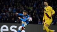 LIVE. Napoli leidt bij rust na heerlijke goal Mertens, Rode Duivel evenaart clubrecord Hamsik