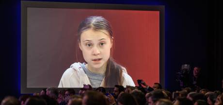 Klimaatactiviste Greta Thunberg in Davos: Vrijwel niets gedaan tegen CO2-uitstoot