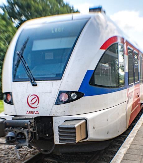 Eerste zelfrijdende personentrein tussen Groningen en Leeuwarden