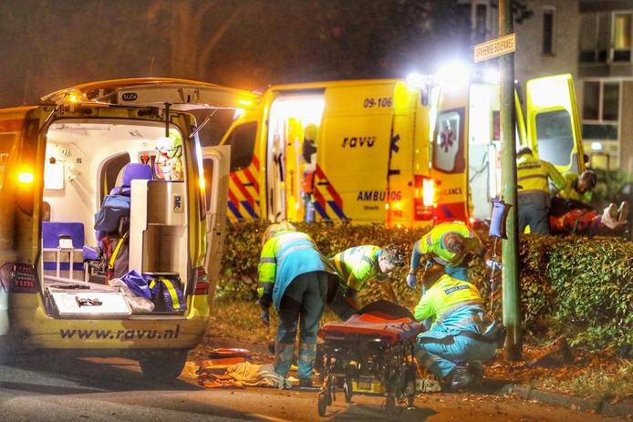 Scooterrijder Zeist overleden