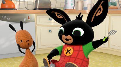 Ketnet-konijn kan geen werkwoorden vervoegen: Samson had nog Gertje om hem te verbeteren