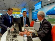 Vuurproef nieuwe topman Air France-KLM