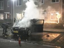Goudse vrouw (30) zag haar auto in vlammen opgaan tijdens onlusten: 'Lekker voor jullie, riep iemand'