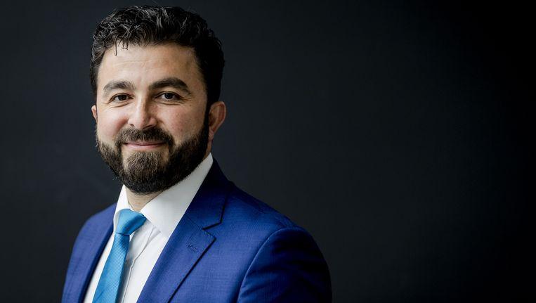 Selcuk Öztürk, voorzitter van Denk. Beeld anp