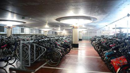 2.000 extra plaatsen voor fietsers onder station