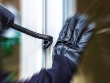 Inbrekers schudden politie af in de buurt van Breda na inbraak in Sleeuwijk