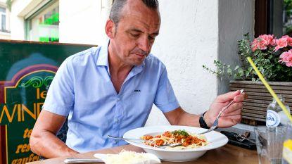 "Sterrenchef Luc Bellings oordeelt over spaghetti bolognese: ""Die slierten klitten verdacht aaneen"""