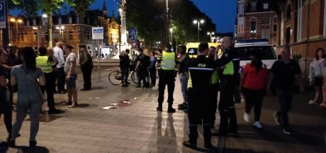 Man mishandeld voor station Den Bosch, raakt gewond aan hoofd