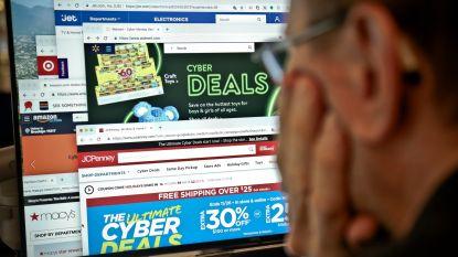 Drukste Cyber Monday ooit in VS: voor bijna 8 miljard dollar aan spullen gekocht