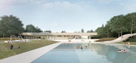Nieuwe zwembad De Koerbelt in Rijssen ligt er strak bij