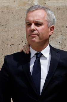 """François de Rugy regrette une """"erreur payée au prix le plus élevé et le plus cruel"""""""
