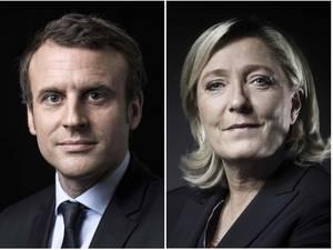 Elysée kan Macron niet ontgaan
