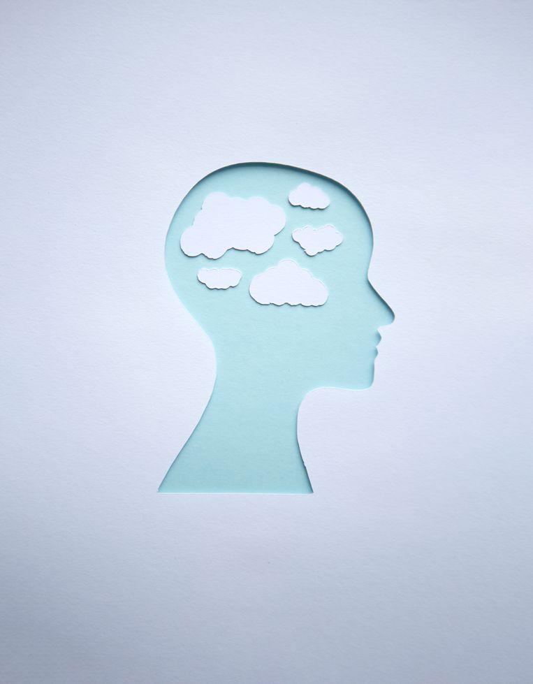 'Wij, als samenleving, nemen mentale problemen nog steeds niet serieus genoeg.' Beeld Getty Images