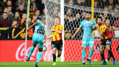 Charleroi kan, ondanks wereldgoal van Nurio, niet winnen in Mechelen: 2-2