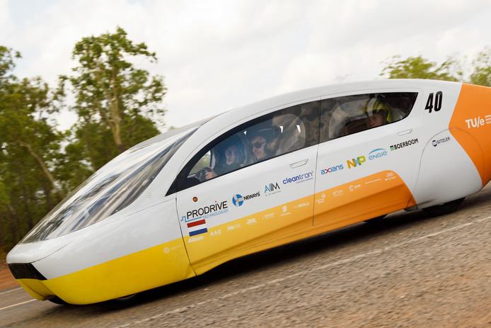De deelnemers uit Eindhoven in hun Stella Era.