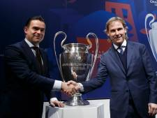Overmars: Juventus heeft iets meer kans
