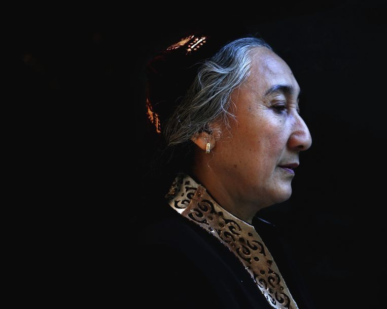 Rebiya Kadeer  Beeld EPA