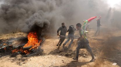 """Israëlisch leger roept grensgebied met Gaza uit tot """"verboden militair gebied"""""""